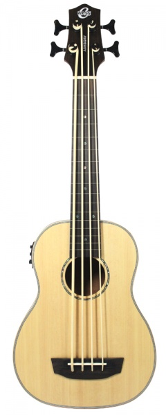 Bass Centre Ashbory Bass Uke • Fretless