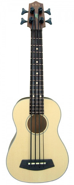 Kala U-Bass - Spruce Top - Fretted - Left Handed