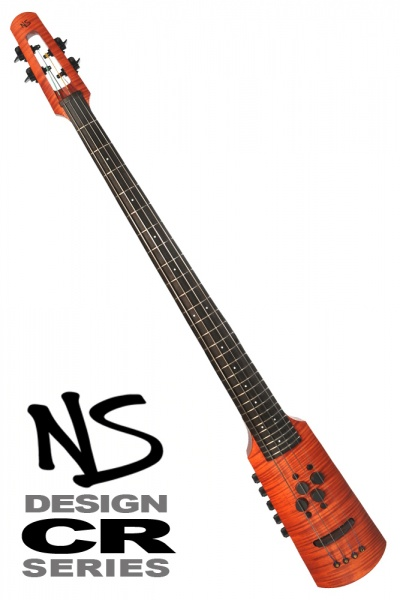 NS Design CR4F Omni Bass - Fretted