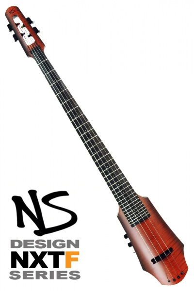 NS Design NXT4F Cello - Fretted