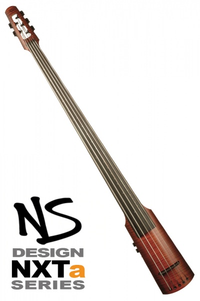NS Design NXT5a Double Bass • Sunburst