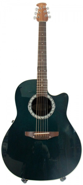 Ovation Custom Balladeer • Green • ex-WWRY