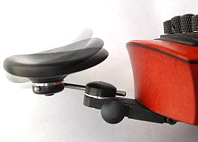 NS Design Adjustable Chin Rest (for NS & Acoustic Violins & Violas)