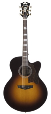 D'Angelico Madison ASG100 Jumbo • Sunburst