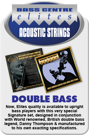 Elites Danny Thompson Double Bass Strings
