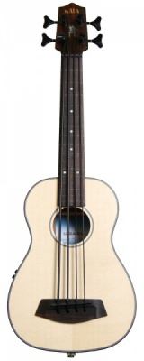 Kala U-Bass - Spruce Top - Fretless