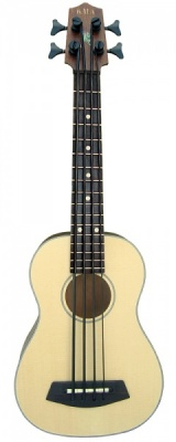 Kala U-Bass - Spruce Top - Fretted