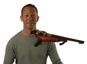 NS Design Balanced Shoulder Rest (for NS Violins & Violas)
