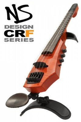 NS Design CR5F 5 String Violin • Fretted