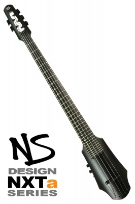 NS Design NXT5a Cello • Fretted