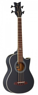 Ortega D-Walker Electro Acoustic Bass - Black