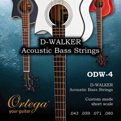 Ortega Custom Wound ODW-4 Bass Strings